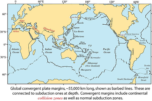 Subduction Wikiwand