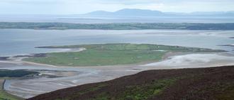 Coney Island, County Sligo - Overview from Knocknarea