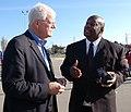 Congressman Miller attends the City of Richmond MLK Jr. event (6725727239).jpg