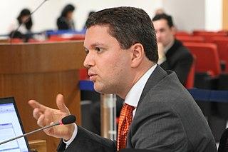 Fabiano Silveira Brazilian lawyer and politician