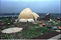 Convention Centre Complex And Science Park Under Construction - Science City - Calcutta 1996-07-30 315.JPG
