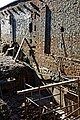 Copped Hall walled garden brick wall restoration, Essex, England.jpg