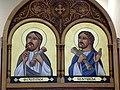 Coptic Orthodox Church of Saint George, Stevenage, icons (20668873603).jpg