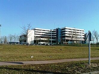 Gilles de Corbeil - The Gilles de Corbeil Hospital in Corbeil-Essonnes