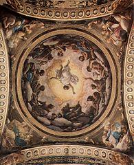 La Vision de saint Jean à Patmos