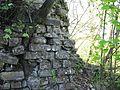 Cortemilia - Torre di Castella - Frammento dell'angolo nord est.jpg