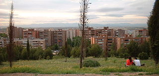 Coslada,  Madrid, Spain