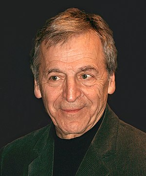 40th Berlin International Film Festival - Costa-Gavras, co-winner of the Golden Bear at the event.