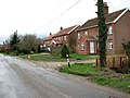 Cottages in Mill Road, Thorpe Abbotts - geograph.org.uk - 1780456.jpg
