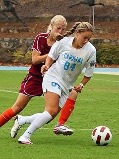 Courtney Jones (soccer) Professional soccer player