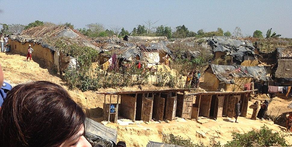 Cox%27s Bazaar Refugee Camp (8539828824) (cropped)