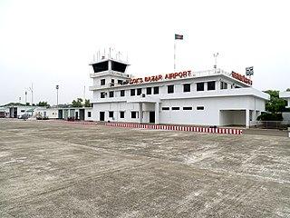 airport in Bangladesh