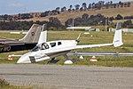 Cozy MK IV (VH-BRN) at Wagga Wagga Airport.jpg