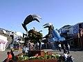 Crab Statue, Pier 39.JPG