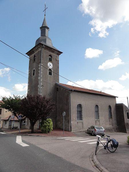 Crion (M-et-M) église