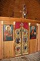 Crkva brvnara u Pranjanima kod Gornjeg Milanovca 09.jpg