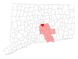 Cromwell, Connecticut - Image: Cromwell CT lg