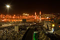 Crowds in Mina head to the Jamarat Bridge - Flickr - Al Jazeera English.jpg