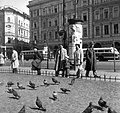 Családi fotó, 1959 József körút. Fortepan 22528.jpg