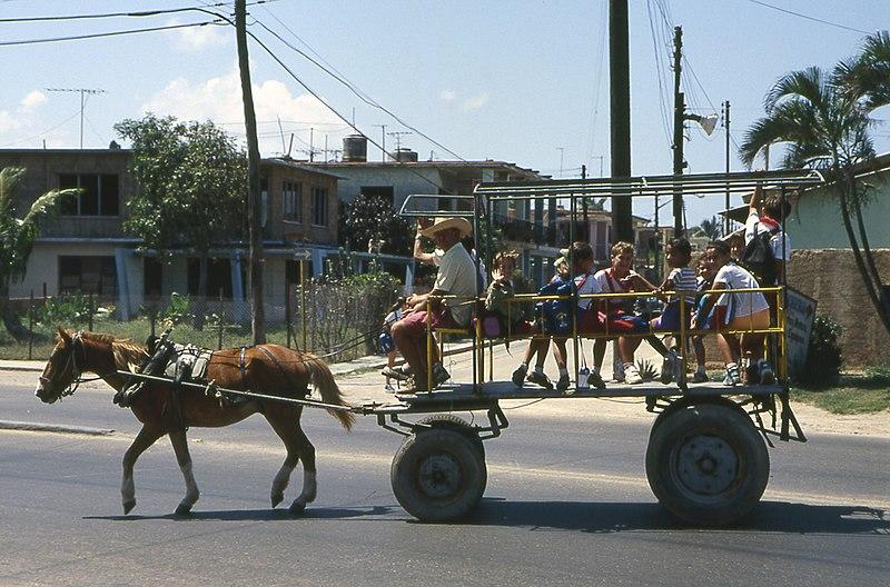 File:Cuba schoolbus.jpg