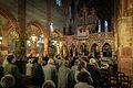 Culte Sainte Cène église protestante Saint-Pierre-le-Jeune Strasbourg 18 avril 2014 08.jpg