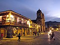 Cusco Plaza de Armas by night (6075640362).jpg