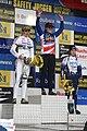 Cyclocross Roubaix 2009 podium W.jpg