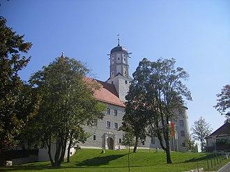 Höchstädt an der Donau - Höchstädt Castle