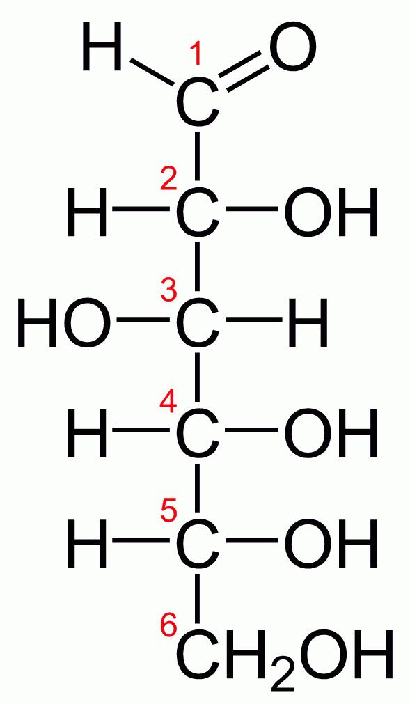 D-glucose-chain-2D-Fischer