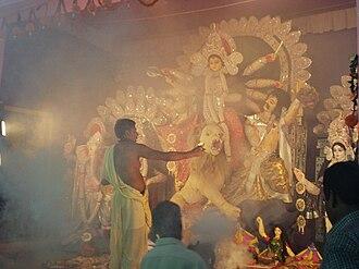 Giridih - Image: D01944 Arati Rakshitbari giridih