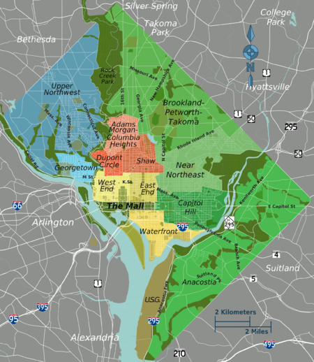 Washington D C Travel Guide At Wikivoyage