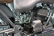 DKW RM 350, Bj. 1953 - Motor re. hi. (museum mobile 2013-09-03).jpg