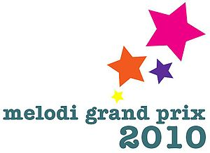 Denmark in the Eurovision Song Contest 2010 - The logo used for the 2010 Dansk Melodi Grand Prix