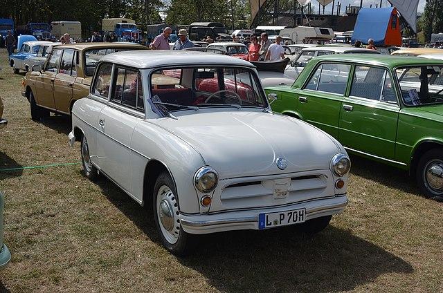 AWZ P70 Limousine