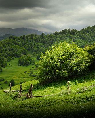 Daşkəsən - Nature of Dashkesen