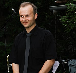 Dalibor Grubačević - Image: Dalibor Grubacevic 2010 cropped