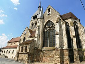 Damery - Eglise Saint-Georges -2.JPG