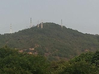 Nanshan Mountains (Shenzhen) - Dananshan