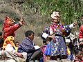 Dance of the Stag and the Hounds, Paro Tsechu.jpg