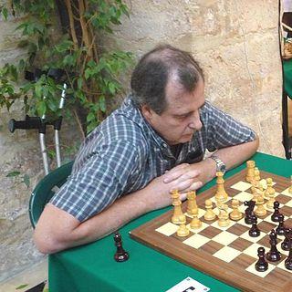 Daniel Cámpora Argentine chess player