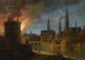 Daniel van Heil - Fire in Antwerp.png