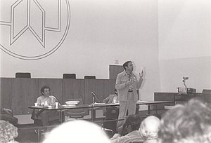 Daryl Bem - Bem at a conference in 1983.