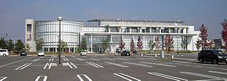 Date City, Fukushima - Date City Hall