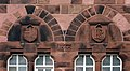 Datestone of St Barnabas School, Bromborough.jpg