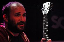 David Bazan   Wikipedia  the free encyclopedia : David Bazan Living Room Tour 2014