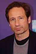 David Duchovny in 2011