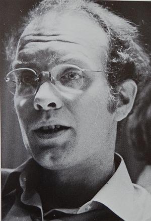 David Harris (protester) - Harris in Ann Arbor, c. 1972