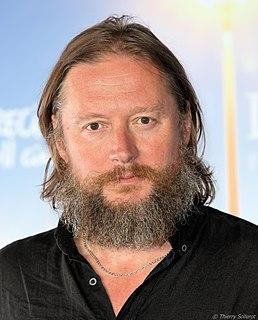 David Mackenzie (director) British film director