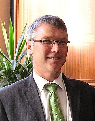 Attorney-General (New Zealand) - Image: David Parker NZ