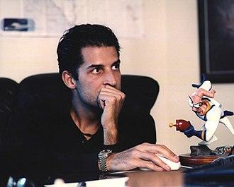 David Perry (game developer) - David Perry, 1996